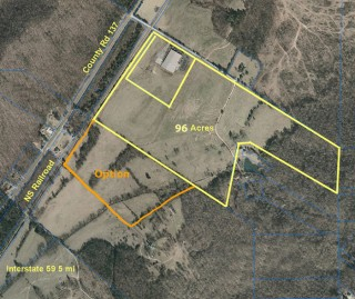 Norfolk Southern Rail - Cooper Industrial Site