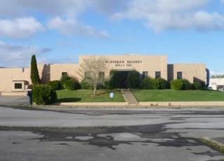 Fort Payne - McKeehan Hosiery Building